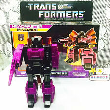 Transformers G1 Headmaster Mindwipe Reissue Action Figure Toy 100% New in Box