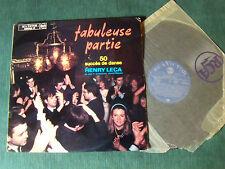 HENRI LECA, SES 4 FORMATIONS ELECTRONIQUES Fabuleuse partie LP RCA VICTOR 530046