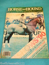 HORSE and HOUND - HARVEY SMITH ON SHOW JUMPING - MARCH 8 1990