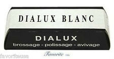 DIALUX WHITE (BLANC) ROUGE FINE POLISH PASTE HI LUSTER