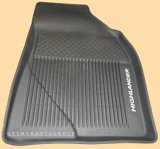 2014-2017 HIGHLANDER ALL WEATHER FLOOR LINER GENUINE TOYOTA  PT908-48140-20