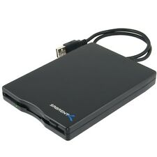 Sabrent External USB Powered 1.44 MB 2x Plug & Play Floppy Disk Drive