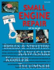 Small Engine Repair Up to 20 HP by Chilton Automotive Books Paperback Book (Engl
