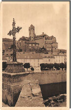 CPA 12 - ESTAING L' Antiguo castillo