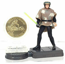 Star Wars LUKE SKYWALKER In Endor Gear Limited Edition w/Millennium Minted Coin