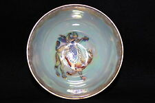 Superb Wedgwood lustre Fairyland Wu Sun Barbarian china bowl Daisy Makeig Jones