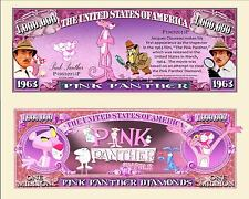 LA PANTHERE ROSE BILLET MILLION DOLLAR US! Collection Film Dessin Animé The Pink