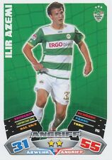 ILIR AZEMI # KOSOVO GREUTER FURTH CARD MATCH ATTAX BUNDESLIGA 2013