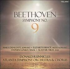 Beethoven: Symphony No. 9 ~ Runnicles, New Music