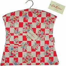 New Cath Kidston Peg Bag - Daisy Rose Check/kitchen/present/gift/bathiroom