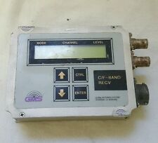 GMS Global Microwave Systems RX C/F Band Receiver MRC2R8B134X Transmitter