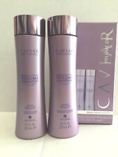 Alterna Caviar Anti-Aging Volume Shampoo/Conditioner 8.5oz Box Duo for all hair