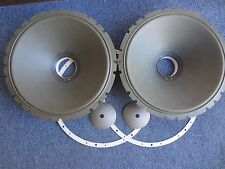Altec 515A, 604 cone paper replacement kit, pair