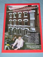 Joy Division New Martin Hannett and Strawberry Studios176 page A4 book ltd edtn
