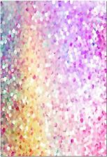 Colorful Glitter Kids Photography Background 5x7ft Vinyl Photo Backdrops Props