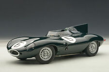 1:18 Autoart Jaguar D-Type LM 24hr Race 1955 winner Hawthorn/Bueb #6