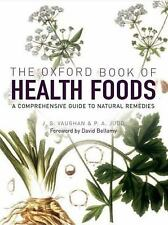 The Oxford Book of Health Foods-ExLibrary