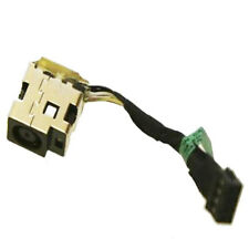 AC DC POWER JACK PLUG SOCKET CABLE PORT FOR HP Notebook 1000 1000-1118TX LAPTOP