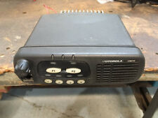 Motorola CDM750 UHF mobile radio 403-470 MHz 40 W 4 ch AAM25RKC9AA1AN used As-Is