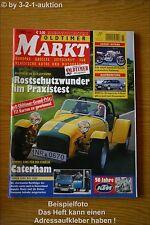 Oldtimer Markt 7/03 Caterham BMW 7er KTM Simca