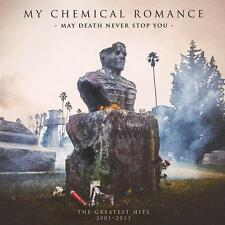 MY CHEMICAL ROMANCE - May Death Never Stop You-Greatest Hits 2001-2013 -- CD NEU
