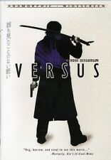 Versus (DVD, 2003, Edited; R-Rated Version)