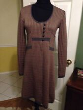 Prada Knit Coat Dress Sz 40 (4)