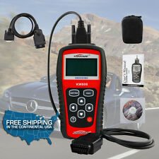 MS509 EOBD OBD2 OBDII Car Scanner Diagnostic Live Data Code Reader Check Engine