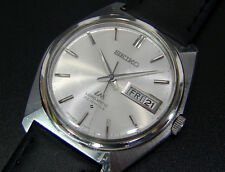 Seiko Lord Matic 1969 Vintage Automatic Winding Mens Watch reloj uhr montre 5606