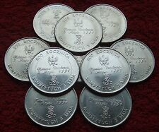 POLAND SET OF COINS 10000 ZL 200 ANNIVERSARY OF THE CONSTITUTION OF MAY 3 1991