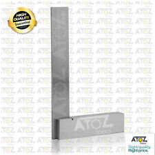"""ATOZ 10"""" STEEL TRY SQUARE PRECISION RIGHT ANGLE MEASURE OEM TS10"""