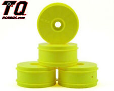 TLR44000 1/8 Buggy Dish Wheel Yellow (4): 8IGHT Buggy 3.0 Free Shipping