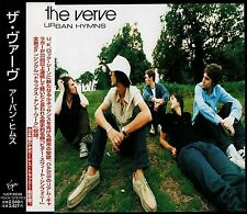 THE VERVE Urban Hymns +1 FIRST JAPAN CD OBI VJCP-25338 Richard Ashcroft