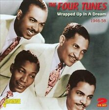Wrapped Up in a Dream 1946-1958 * by The Four Tunes (CD, Jan-2010, 2 Discs,...