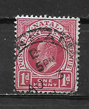 NATAL , SOUTH AFRICA ,EDWARD VII ,1904/08 , 1 STAMP , PERF , USED