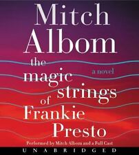 The Magic Strings of Frankie Presto by Mitch Albom Audiobook CD Audio Book