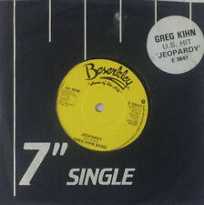 """7"""" Single - Greg Kihn Band - Jeopardy - S93 - washed & cleaned"""