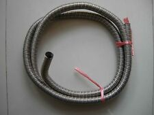 ID24mm Stainless Steel flexible exhaust for Eberspacher/Webasto Heating Systems