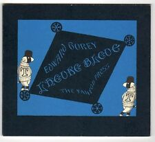 L'Heure Bleue by Edward Gorey Signed Limited