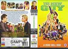The New Guy, DJ Qualls Video Promo Sample Sleeve/Cover #11136