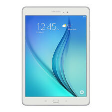 Samsung Galaxy Tab A 9.7 Inch 1.2 Ghz 1.5GB 16GB WiFi Android 6.0 Tablet - White