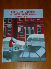 CECIL AND JORDAN IN NEW YORK STORIES BELL HARDBACK GRAPHIC NOVEL 9781897299579
