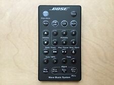 GENUINE Bose® Wave Music System, AWRCC1 & AWRCC2 Remote Control - Graphite