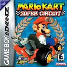 Mario Kart Super Circuit - Game Boy Advance