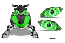 AMR Racing Arctic Cat Firecat Sled Snowmobile Headlight Stickers Eye Graphics CG