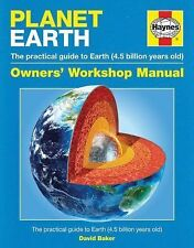 Owners' Workshop Manual: Earth Manual : A Step-by-Step Guide to How It Works...