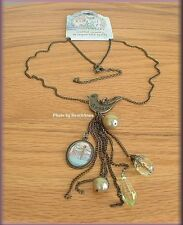 DREAM DANGLE NECKLACE BY KELLY RAE ROBERTS FASHION AND JEWELRY FREE U. S. SHIP