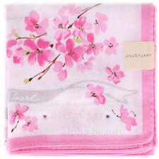 Jill Stuart Japan Beauty Sakura Blossom Handkerchief 2017 with Stone Ornaments