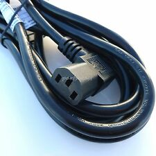 Heavy 13 amp RIGHT ANGLE 16 gauge 6 Long Power Cord 90 Degree cable TV HD angled
