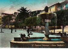 SAG087 - SAN CIPRIANO PIACENTINO SALERNO - FONTANA DEL CORSO VIAGGIATA 1959